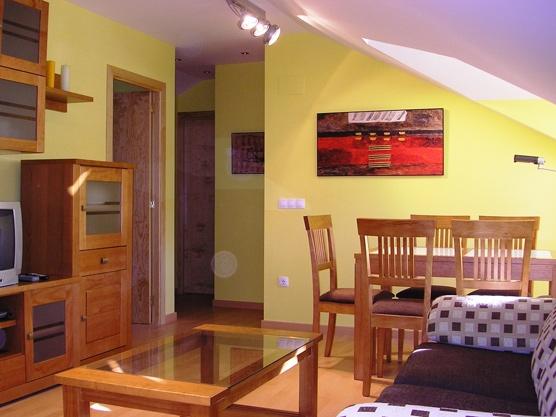 Inmobiliaria Casmar - Apartamentos en Villanúa - Imágenes de interiores 06