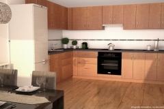 Inmobiliaria-Casmar-Apartamentos-Pirineo-Apartamentos-Villanua-Cocina-Buena