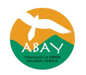 Urbanización - Abay -Villanua Huesca - Logo