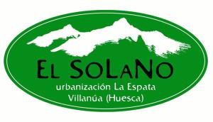 Urbanización - El Solano -Villanua Huesca - Logo