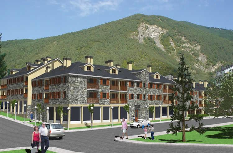 Residencial - El Falcar -Villanúa Pirineo Huesca - imagen 0