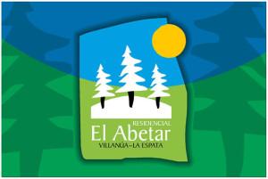 Residencial - El Abetar -Villanúa Pirineo Huesca - Logo