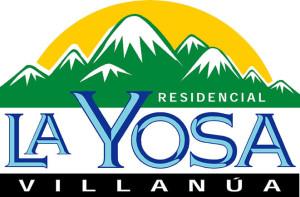 Residencial - La Yosa -Villanúa Pirineo Huesca - Logo