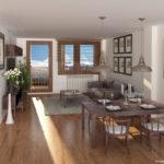 Inmobiliaria Casmar - Apartamentos Pirineo - Apartamentos Villanúa - Salón