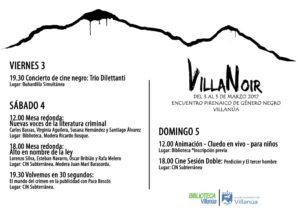 Villanoir Programa 2017 - Inmobiliaria Casmar - Pisos, apartamentos en Pirineo