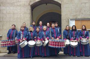 Banda de tambores y bombos de Villanúa