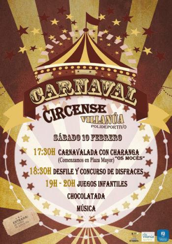Carnaval Villanúa en el Pirineo 2018 - Inmobiliaria Casmar - Pisos, apartamentos en Pirineo