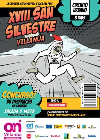 San Silvestre 2018 - Inmobiliaria Casmar - Pisos, apartamentos en Pirineo