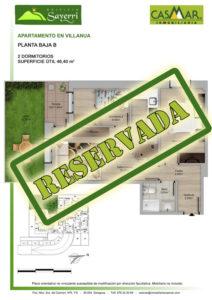 Inmobiliaria Casmar - Pisos Pirineo - Pisos Villanua - PLANTA BAJA - B - Reservada