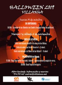 Halloween 2019 - Inmobiliaria Casmar - Pisos, apartamentos en Pirineo