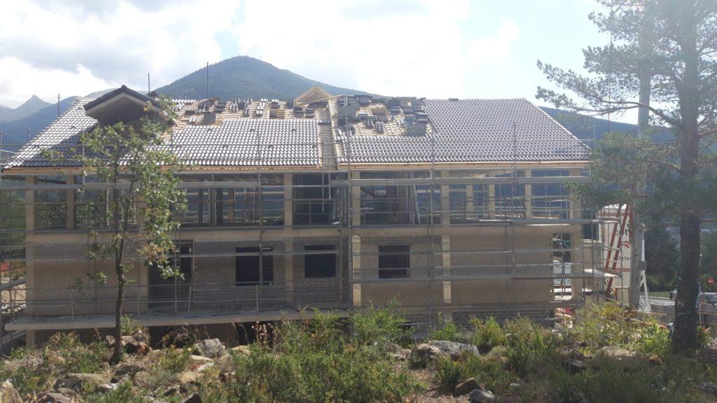 Sayerri - Exteriores - Septiembre 2019 01 - Inmobiliaria Casmar - Pisos, apartamentos en Pirineo
