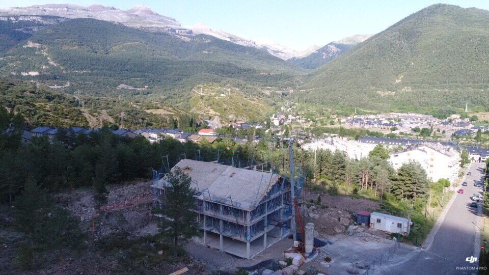Sayerri - Fotos de la estructura - Julio 2019 01 - Inmobiliaria Casmar - Pisos, apartamentos en Pirineo