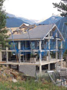 Sayerri - Tejado - Agosto de 2019 - Inmobiliaria Casmar - Pisos, apartamentos en Pirineo
