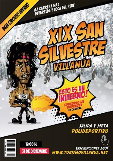San Silvestre XIX 2019 - Inmobiliaria Casmar - Pisos, apartamentos en Pirineo