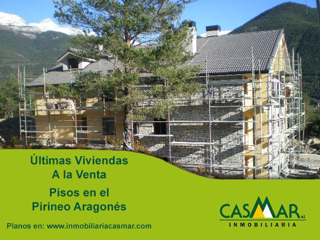 Sayerri - Venta de Apartamentos Pirineo 2020 02 - Inmobiliaria Casmar - Piso en el Pirineo