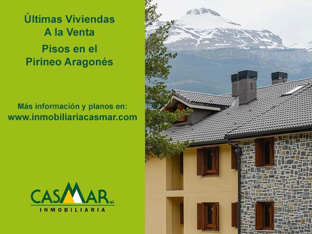 Sayerri - Venta de Apartamentos Pirineo 2020 04 - Inmobiliaria Casmar - Piso en el Pirineo